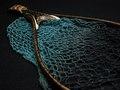 手編みネットの染色(グラデーション)本流用サイズ
