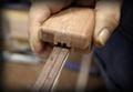 固定式ミゾ切りカンナ(ネット枠糸用溝加工ジグ) 各サイズ