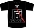 DJテクノウチTシャツ[黒]