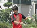 藤野俊幸のテニス楽 テークバックからテークフロントへ グランドストローク編 DVD