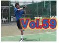 ブルーレイ   実践マガジンvol.59   テニスはキャッチボールだぁ!②ストローク&サーブは、打つんじゃなくて、投げるんだぁ!