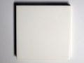 プルート  オフホワイト P2PU (10x10x1.5cm ポラリス II レベル)