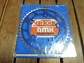 """80年代 前田工業 サンツアー BMX チェーンリング 46T """"ブルー"""""""
