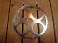 ★セール★ STEEL BMX スプロケット 44T メッキ