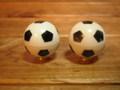サッカーボール バルブキャップ