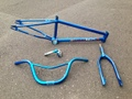 【USED】 1982 RALEIGH RACING R2000 MKⅢ FRAME SET