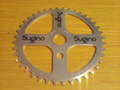 80's Nos SUGINO CROSS ALLOY SPROCKET 40T