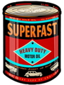 【20%OFF!!】STEEL SIGN~SUPERFAST OIL~