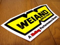 RACING STICKER~WEIAND~
