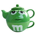 M&M'S TEA SET~GREEN~
