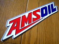 RACING STICKER~AMSOIL~