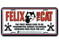 COMMERCIAL PLATE~FELIX THE CAT~D