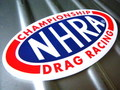 RACING STICKER~NHRA~