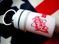 AMOEBA MUSIC KEY CHAIN(耳栓付き)