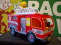M&M'S CHOCO DISPENSER~Firetruck~