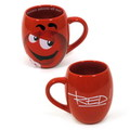 M&M'S ROUND 19oz MUG~RED~