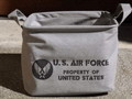 U.S.AIR FORCE FABRIC BASKET(M SIZE)