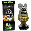 RAT FINK ボビングヘッド(FUNKO社製)~SILVER FACE~2008SDCC EXCLUSIVE