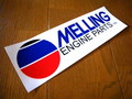 RACING STICKER~MELLING~