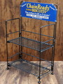 WIRE RACK~BLUE~