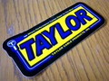 RACING STICKER~TAYLOR~