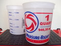 1 QUART MEASURE-RIGHT CONTAINER