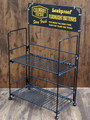 WIRE RACK~BLACK~