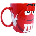 M&M'S BIG MUG~RED~