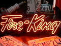 【銀行振込のみ】NEON SIGN~Fire King~RED