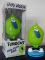 FUNNY FACE~LOUD-MOUTH LIME~(FUNKO WACKY WOBBLER)
