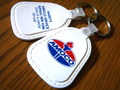 AMOCO KEY RING