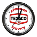 WALL CLOCK~TEXACO~