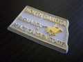 U.S.A.STATE MAGNET~NORTH DAKOTA~