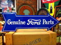 ARROW SIGN PLATE~Ford GENUINE PARTS~