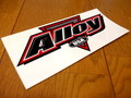 RACING STICKER~ALLOY~
