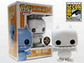 UGLYDOLL WHITE ICE-BAT SDCC 2012 EXCLUSIVE POP! VINYL FIGURE
