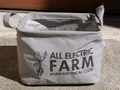 ALL ELECTRIC FARM FABRIC BASKET(M SIZE)
