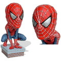 SPIDER-MAN(NECA HEAD KNOCKERS)