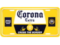 COMMERCIAL PLATE~Corona~