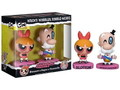 THE POWERPUFF GIRLS~BLOSSOM & MAYER~(FUNKO WACKY WOBBLER)
