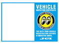 MOONEYES K-Car JCI STICKER