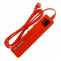 MERCURY 4 POWER EXTENSION CORD~ORANGE~