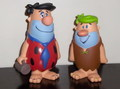 THE FLINTSTONES~FRED & BARNEY~(FUNKO CARTOON CLASSICS)2008SDCC EXCLUSIVE