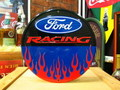 FORD RACING ROUND SIGNPLATE