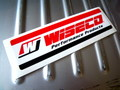 RACING STICKER~WISECO~