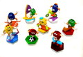 M&M'S MINI COLLECTIBLE SPORT FIGURE 8体セット