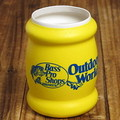 Bass Pro Shops CAN COOLER~YELLOW~