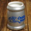 Bass Pro Shops CAN COOLER~SILVER~