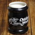 Bass Pro Shops CAN COOLER~BLACK~