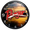 Ranger BOATS WALL CLOCK~A~
